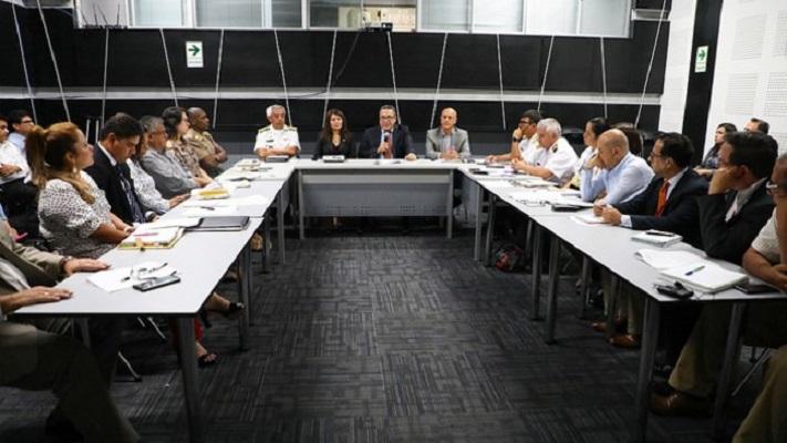 PRODUCE y Ministerio Público presentan protocolo para la ejecución de operativos de interdicción contra la pesca ilegal