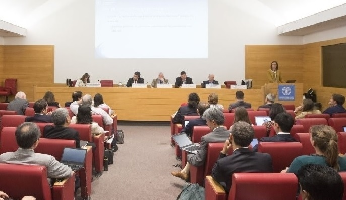 El Registro mundial visto como parte de la solución para cerrar la brecha de información en torno al transbordo y la pesca INDNR