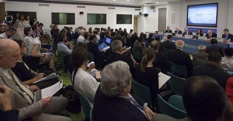 Evento paralelo sobre pesca INDNR celebrado durante el primer día del COFI33