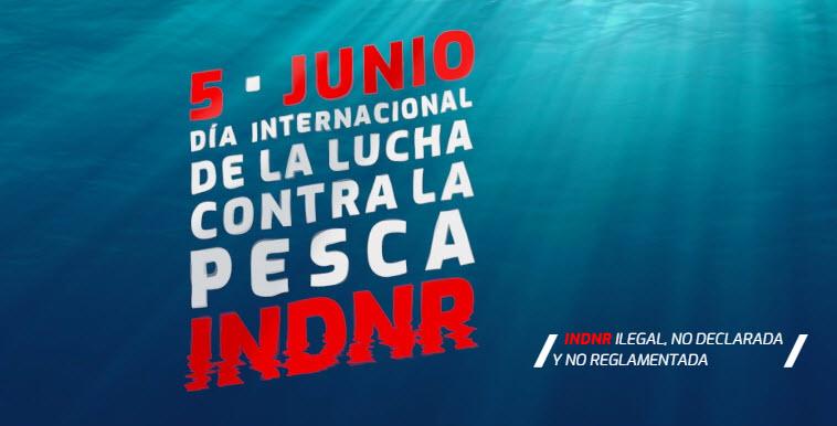 3er Día Internacional de la Lucha contra la Pesca Ilegal, No Declarada y No Reglamentada