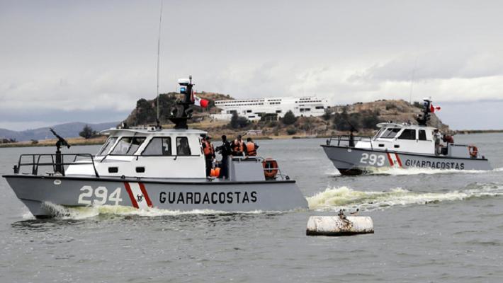 PRODUCE invertirá hasta S/16 millones en dos patrulleras marítimas para la lucha contra la pesca ilegal