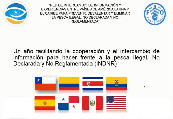 """Red Contra la Pesca INDNR para ALC cumple su """"Primer Aniversario"""""""