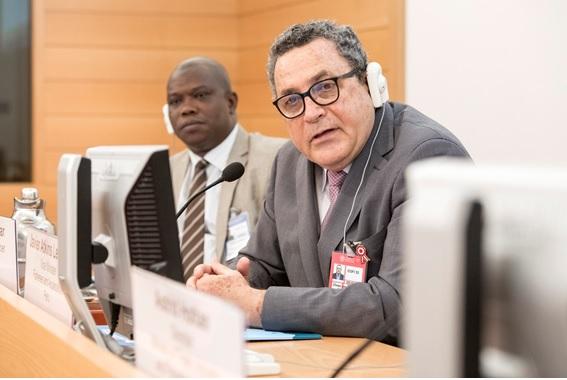 Participación de la delegación del Perú en el Comité de Pesca de la FAO en la ciudad de Roma
