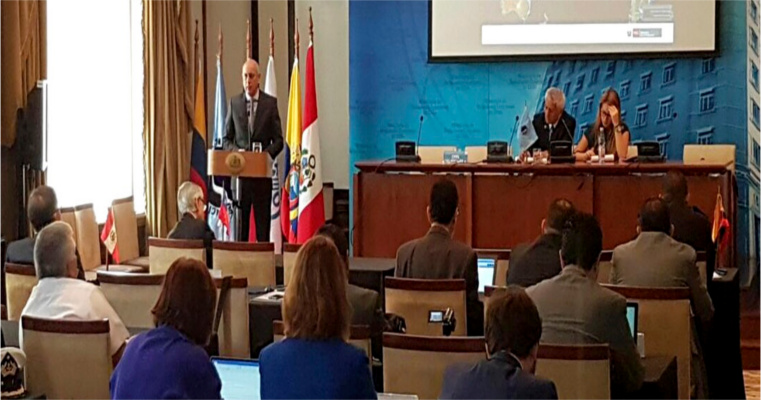 Ministerio de la Producción continúa lucha contra la pesca ilegal en taller internacional