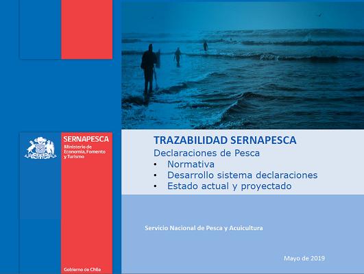 Sistemas de declaración de la pesca y sus productos - CHILE